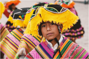 Ecuador Traditional Dress