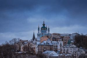 Ukraine in Winter
